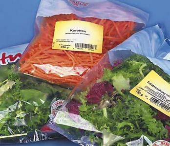 Präzise Belüftungsperforation für eine längere Haltbarkeit von Frischprodukten