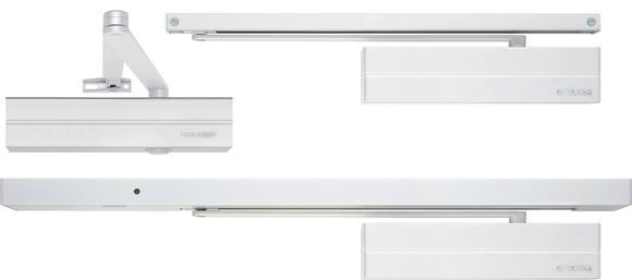 Das hochwertige Türschließer-Portfolio der ASSA ABLOY Sicherheitstechnik GmbH ist technisch anspruchsvoll, dabei leicht zu montieren und einzustellen