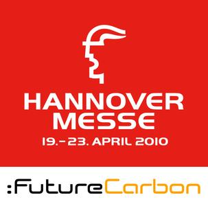 FutureCarbon ist Austeller auf der Hannover Messe vom 19. bis 23. April 2010