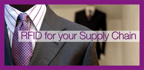 RFID for your Supply Chain