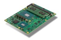 TQMx70EB: High-performance module with new 7th generation Intel® processors