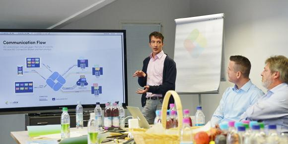 kiwiko and oneclick - successful workshop leads to cooperation