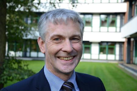 Prof. Dr. Holger Watter, Foto: Gatermann