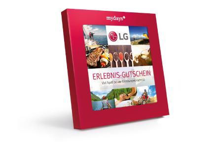 LG K Serie 2017 mydays Gutschein
