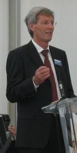 Niederlassungsleiter Max Stolzenberger