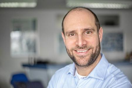 Marcel Sabo Geschäftsführer der SABO Elektronik GmbH