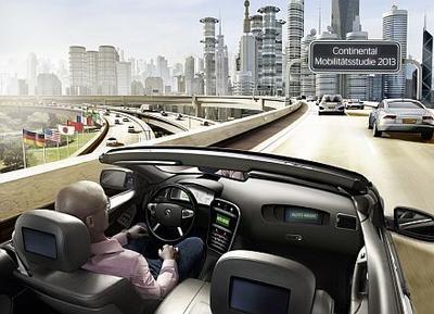 Die Continental Mobilitätsstudie 2013 ist eine der weltweit umfassendsten ihrer Art zur Akzeptanz von Fahrerassistenzsystemen und automatisiertem Fahren
