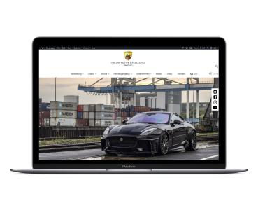 Informative, fast, responsive: Arden Automobilbau GmbH launches new webpage with integrated online shop