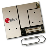 u-blox launches compact 3.5G module