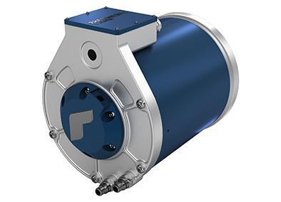 New 90-kW electric motor