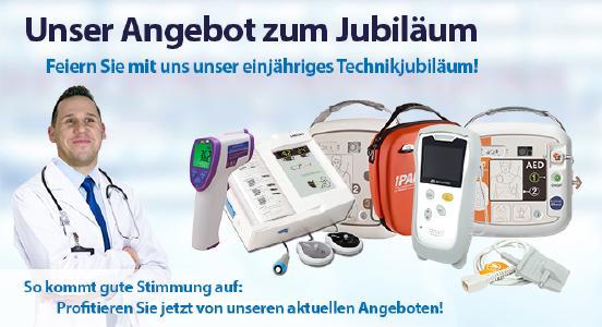 Technikjubiläum bei meddax24.de