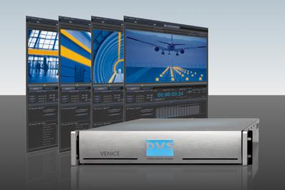 IBC 2012: DVS zeigt file-based Broadcasting und beschleunigtes DCP-Remastering