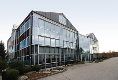 Unternehmensgebäude in Geretsried bei München