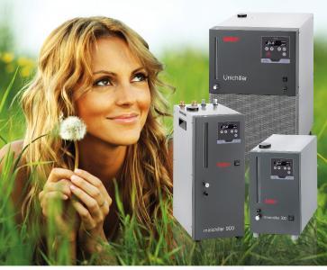 Huber präsentiert die neue OLÉ-Modellreihe mit preisgünstigen und ökologischen Umwälzkühlern