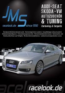 JMS Audi/VW/Skoda/Seat tuning car accessories catalog 2010