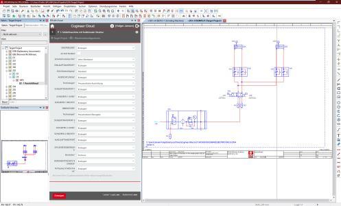 Konfigurieren einfach gemacht – hier am Bespiel einer Schleifma-schine in Form einer vollständigen Maschinenkonfiguration / Bild: Eplan Software & Service GmbH & Co. KG