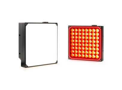 New LUMIMAX® LQHP80 Area Light (left) and Area Flood Light (right)