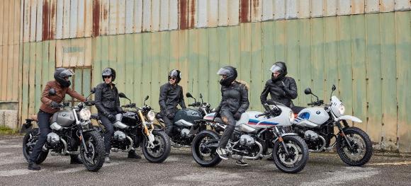 BMW Motorrad steigert Absatz im 1. Quartal 2017 gegenüber Vorjahr um 5,5 Prozent