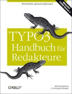 Cover Typo3 für Redakteure