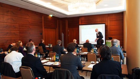 Kompetente Sprecher und praxisnahe Beiträge: KOGIT Compliance Identity Dialog in Frankfurt.