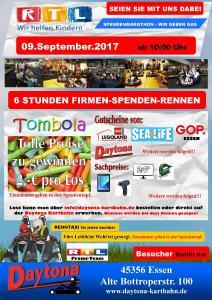 RTL Spendenmarathon 6-Stunden-Firmen-Spenden-Rennen