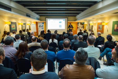 Meiko heißt die zahlreichen Branchenpartner in Barcelona willkommen