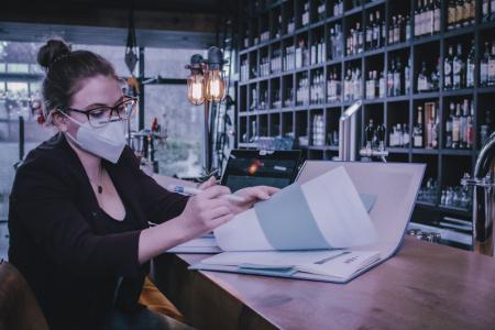 Infektionsschutz-Management (Foto: apeiron restaurant & retail management gmbh/TÜV Rheinland)