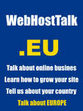 Web Host Talk Forum Unveils Results From .EU Domain Name Survey