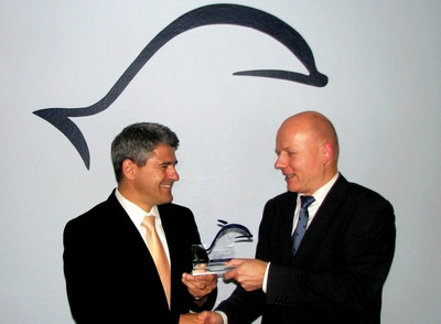 EnOcean names Unitronic 'Distributor of the Year 2010'