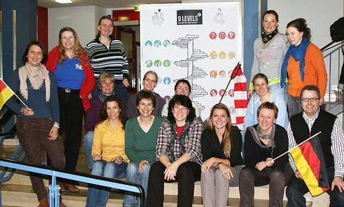 Die Weltmeisterschaft kann kommen – mit den 9 Levels of Value Systems: Rainer Krumm bereitete mit 9 Levels-Workshop die Damen der 'Deutsche Nationalmannschaft im Segelstreckenflug' für Weltmeisterschaft in Frankreich vor.