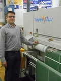 BD&H Seeks New Horizons with a Screen Truepress Jet2500UV Wide Format Printer