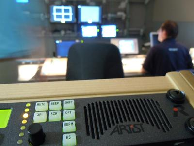 RTV Slovenia INSTALLED Riedel Artist & ACROBAT intercom solutions
