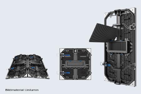 Neues LED-System HELIOS Universal Black 3,9 Pro