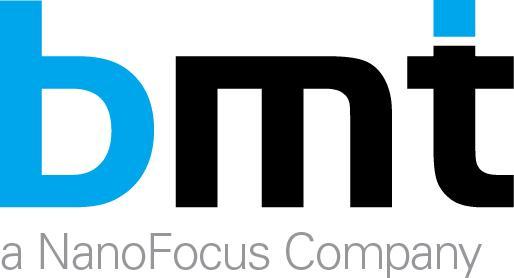 """NanoFocus bietet nach der Übernahme taktile und optische Messtechnik aus einer Hand an. Das neue Logo der """"Breitmeier Messtechnik GmbH – a NanoFocus Company""""."""