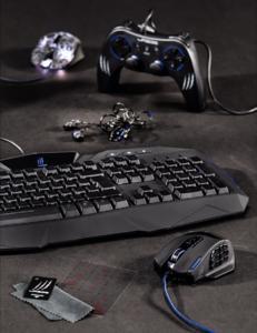 uRage - das Komplettsortiment für Gamer