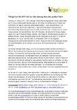 [PDF] Pressemitteilung: Tolingo hat für 2011 viel vor: Der Sprung über den großen Teich