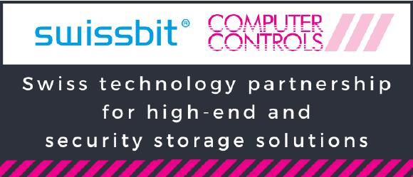 Swiss technology partnership for high-end and security storage solutions