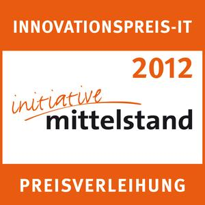 INNOVATIONSPREIS-IT 2012 Preisverleihung