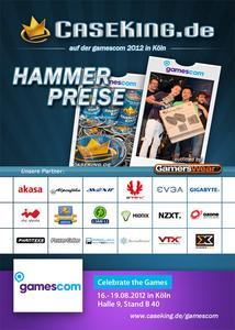 Caseking auf der gamescom 2012   Preise