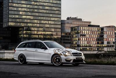 LOEWENSTEIN LM63-700 Kompressor (Basis Mercedes-Benz C63 AMG)