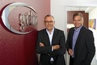 Ralf Tiedemann (l.) und Andreas Kühl (r.), Geschäftsführung getaline