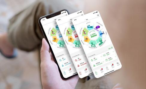 Wheel of LifeTM - Die digitale Gesundheitsplattform, auf die Versicherer gewartet haben