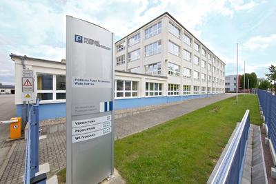 Pierburg Pump Technology, Werk Hartha