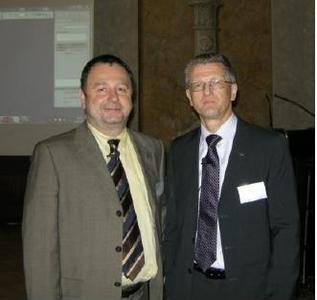 Alexander Thür (Senior Consultant, zSPM) und Rudolf Randus (Geschäftsführer, PMP) der makeit