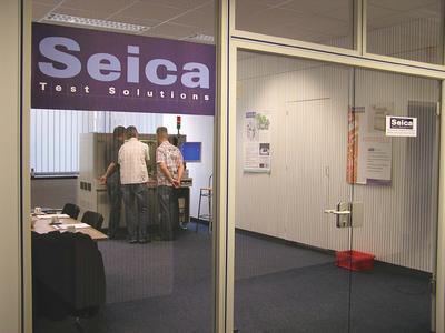 ATE Spezialist Seica Deutschland GmbH eröffnet Demo- und Trainings-Center in München