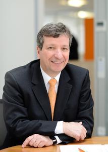 Dr. Peter Köhler, Vorstandsvorsitzender der Weidmüller Gruppe