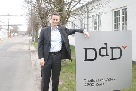 Peder Falck, CEO DdD retail A/S