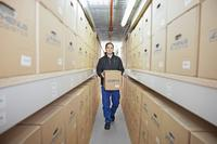 Rhenus Office Systems takes over the archive depot belonging to Andreas Christ in Baden-Württemberg