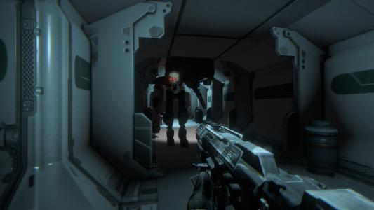 Überlebenskampf im Weltall: Syndrome (PS4)