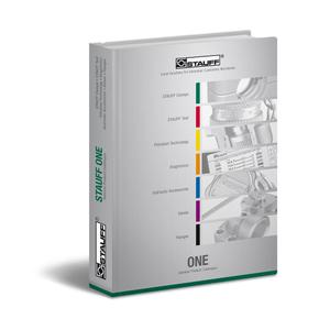 The Stauff One general product catalogue provides all relevant general, ordering and technical information about the company's wide range of fluid technology products (Courtesy of Walter Stauffenberg GmbH & Co. KG)